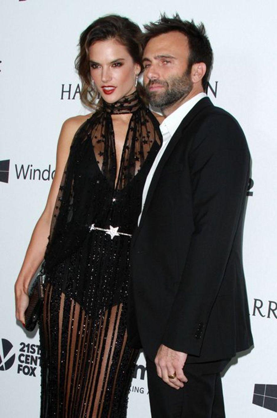 Alessandra Ambrosio et Jamie Mazur