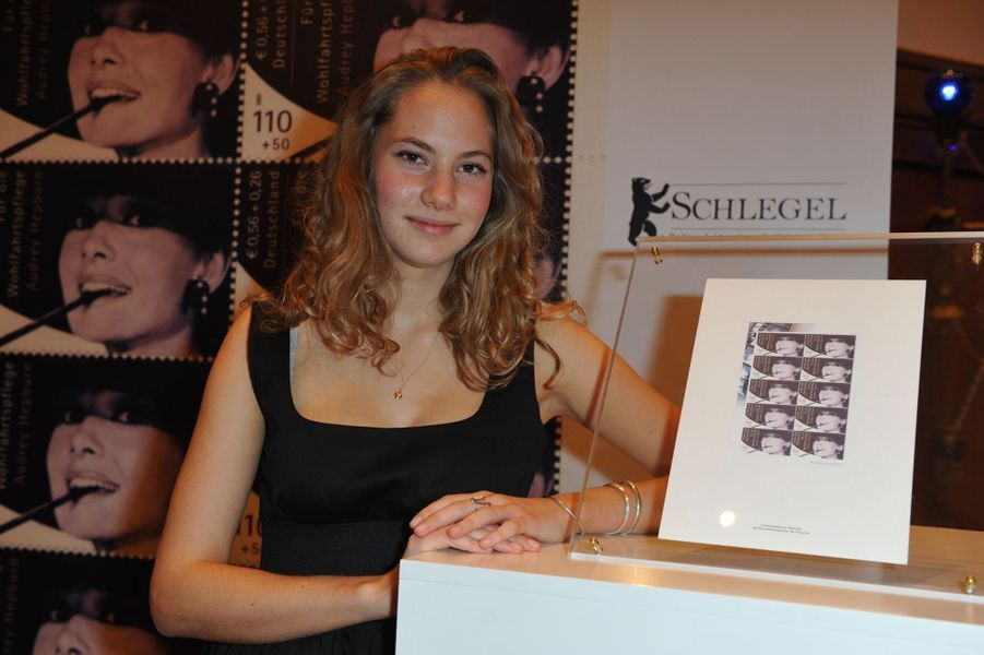 Emma Ferrer en 2010