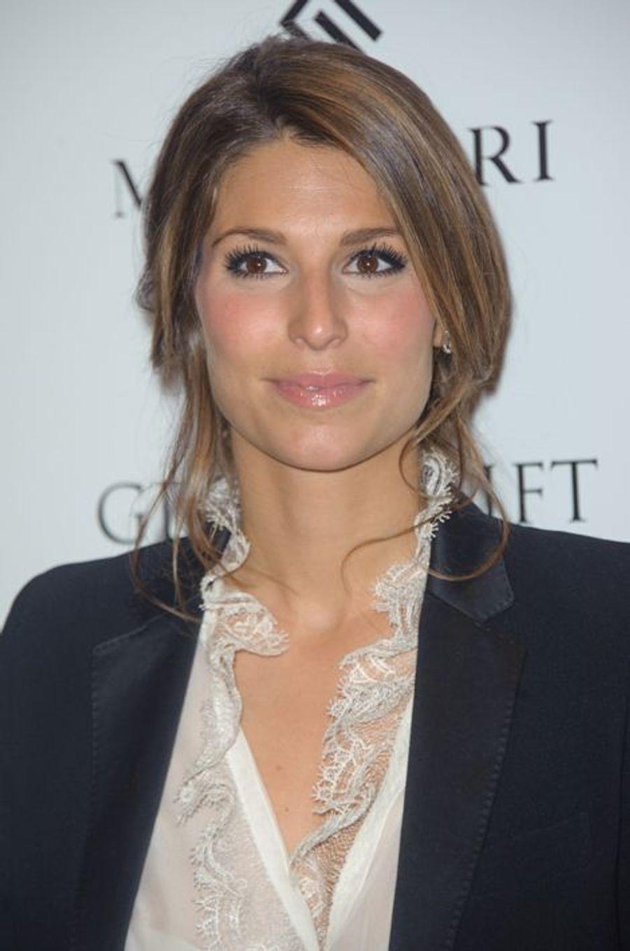Laury Thilleman à Paris le 25 mai 2015