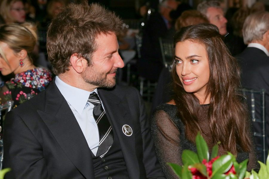 Bradley Cooper et Irina Shayk