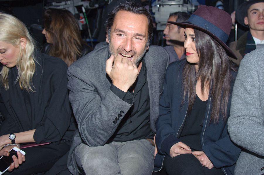 Gilles Lellouche et Alice Belaïdi