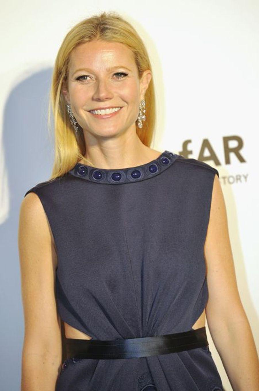 Gwyneth Paltrow à Hong Kong le 14 mars 2015