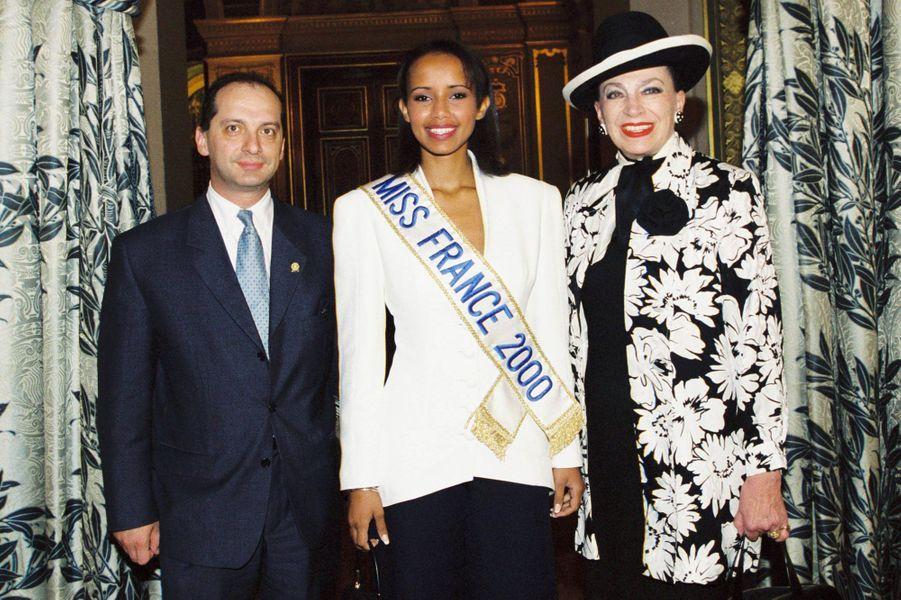 Avec Sonia Rolland et Xavier de Fontenay