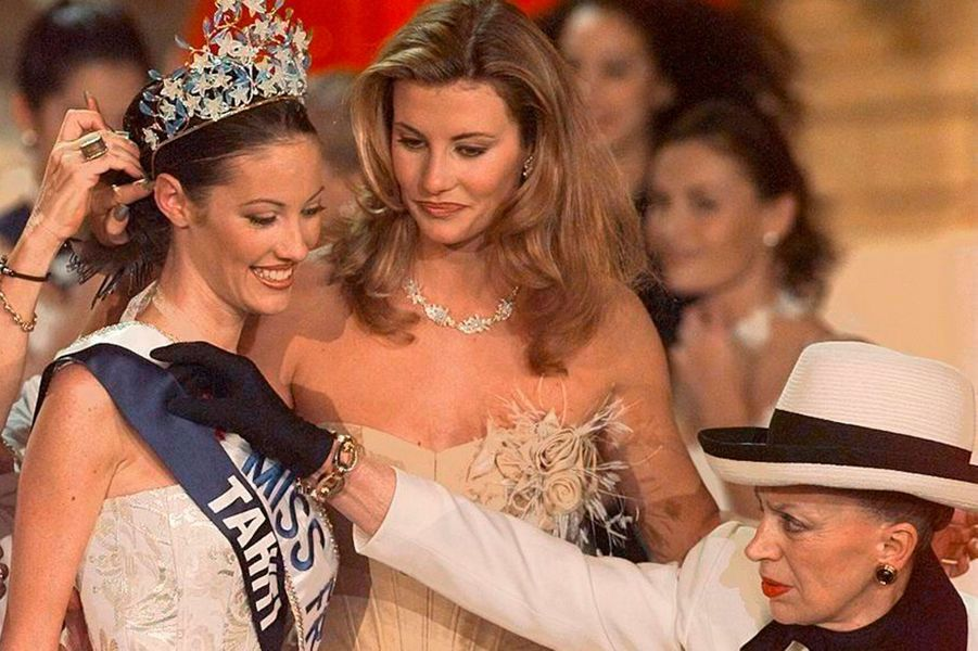 Mareva Galantier, Miss France 1999