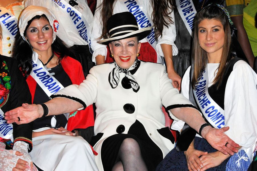 Miss Prestige national en 2010