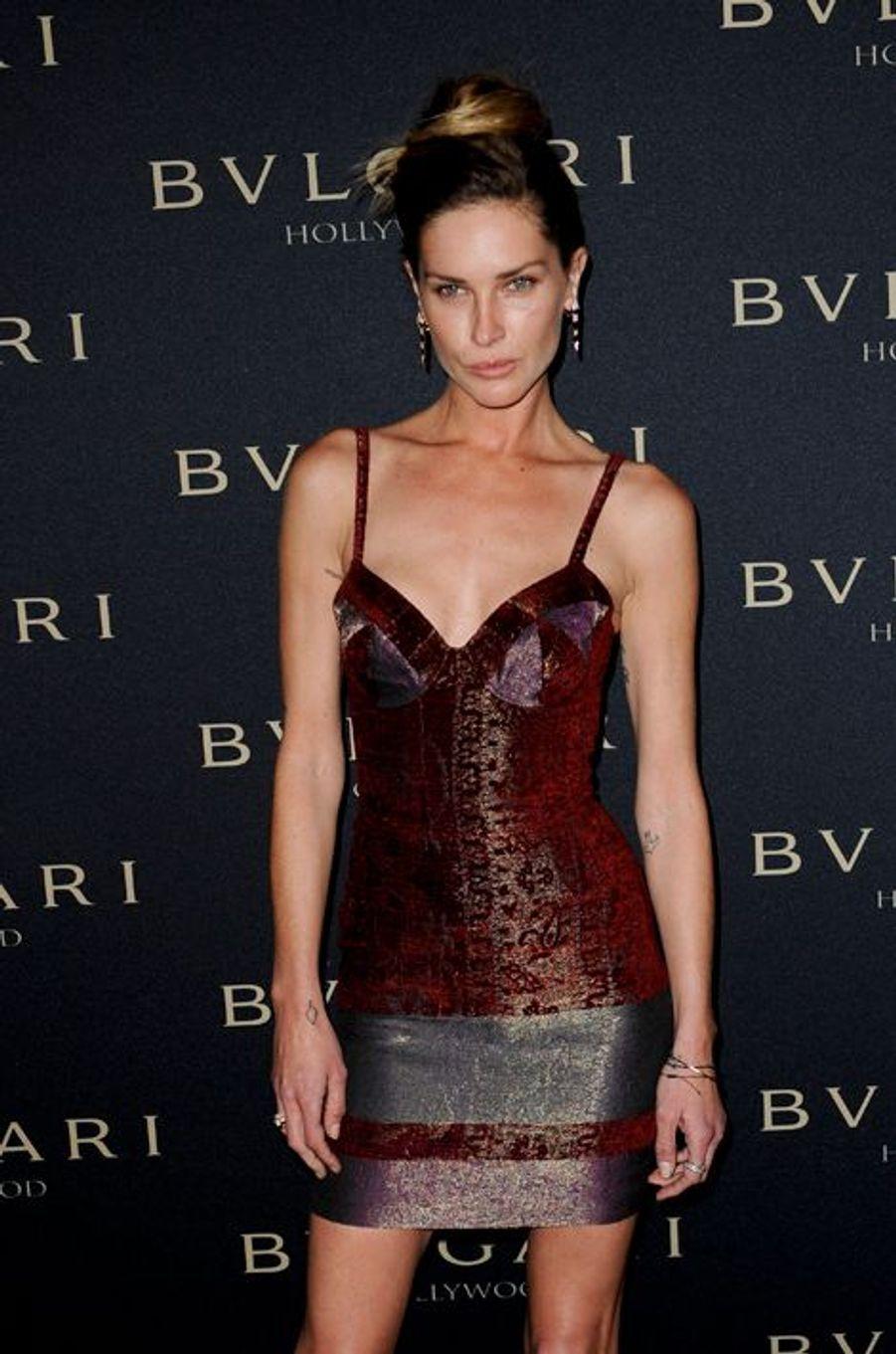 C'est notamment en prêtant son regard «persan» pour la dernière campagne Cartier et son parfum «La Panthère» qu'Erin Wasson a pu toucher 3 millions de dollars en 2014.