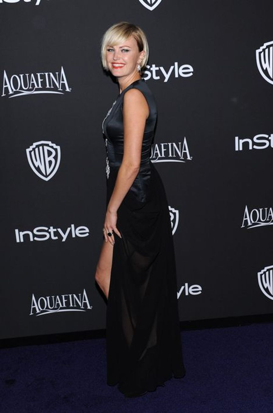 Malin Akerman à Los Angeles le 11 janvier 2014