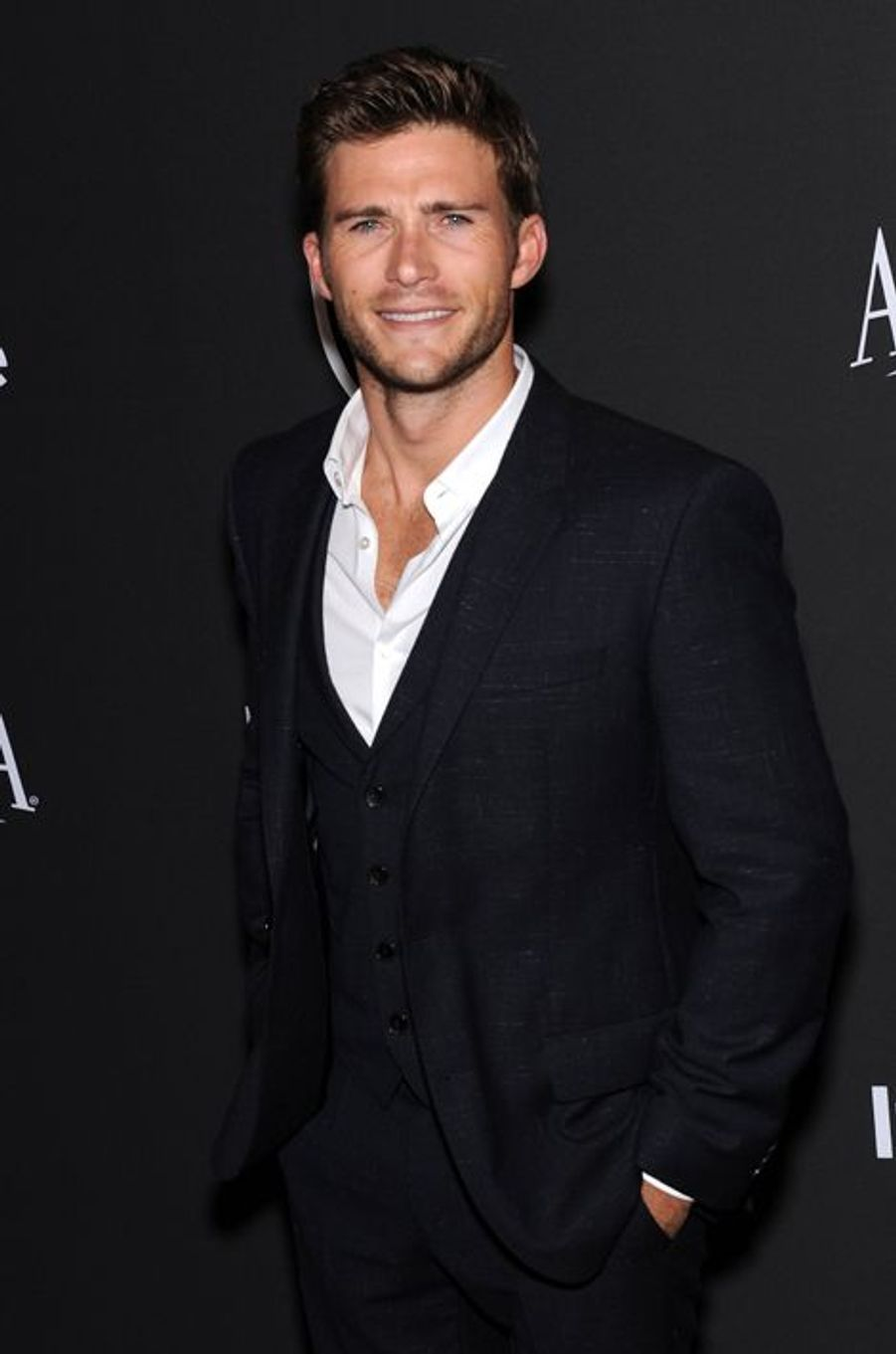 Scott Eastwood à Los Angeles le 11 janvier 2014
