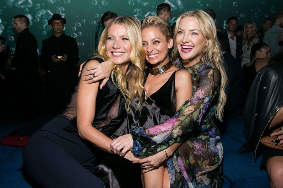 Gwyneth Paltrow, Nicole Richie et Kate Hudson