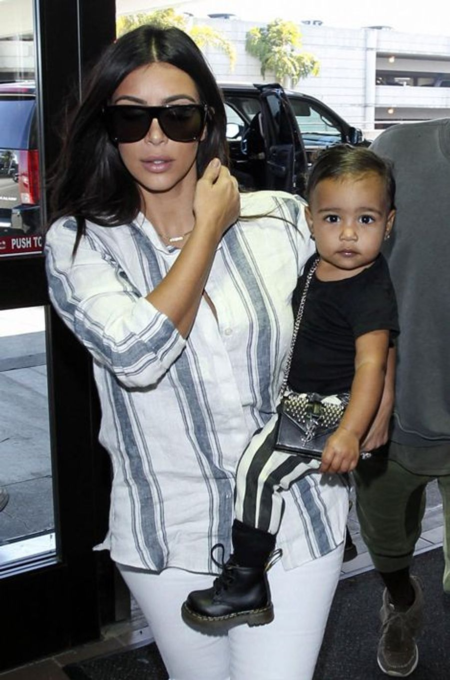 North, fille de Kim Kardashian et Kanye West