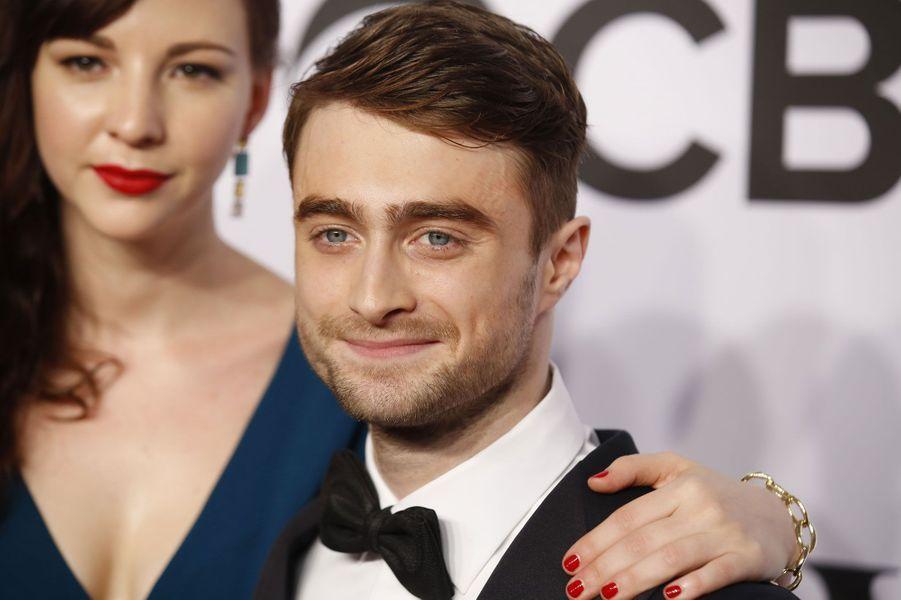 Daniel Radcliffe et sa petite amie