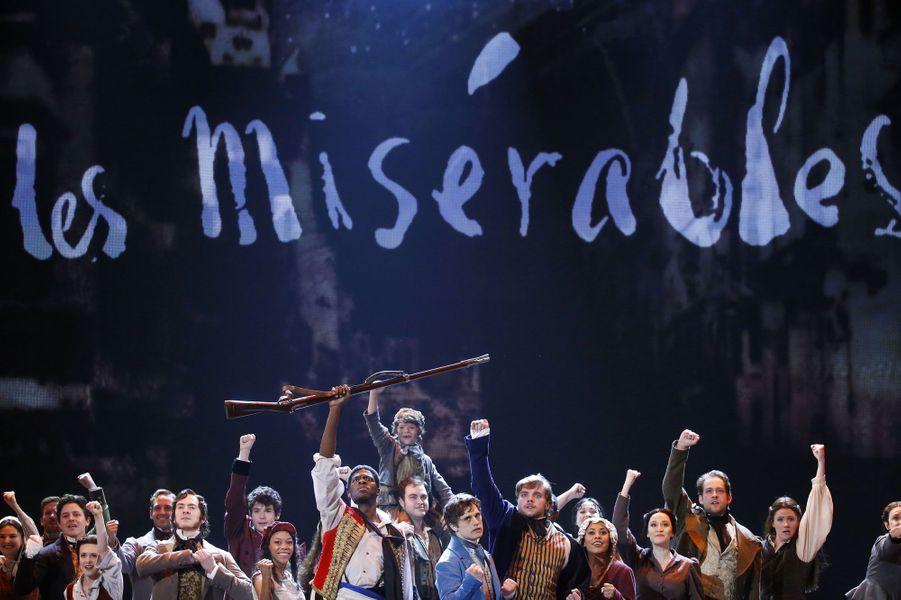 """Le casting des """"Misérables"""""""
