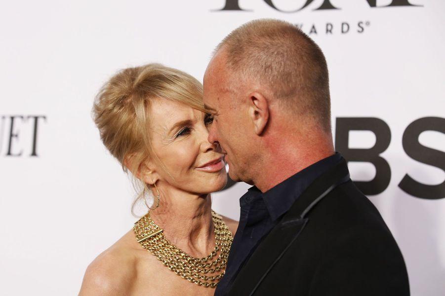 Sting et sa femme