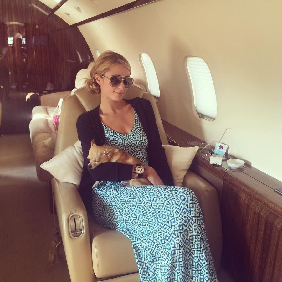 Paris Hilton est revenue sur l'île il y a trois jours pour son spectacle «Foam and Diamonds» au club Amnesia Ibiza.
