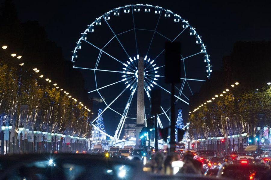 Le quartier des Champs-Élysées