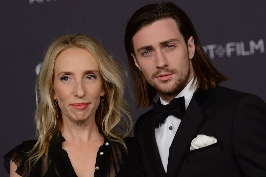 Sam et Aaron Taylor-Johnson
