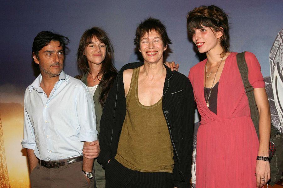 À 68 ans, Jane Birkin est grand-mère par ses trois filles : Kate Barry et son fils Roman, Charlotte Gainsbourg, maman de Ben, Joe et Alice. Lou Doillon, quant à elle, a eu le petit Marlowe en 2002.