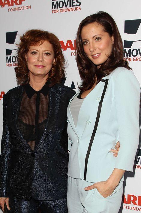 C'est tout récemment que Susan Sarandon est devenue grand-mère puisque sa file Eva Amurri Martino a donné naissance à la petite Marlowe l'été dernier.