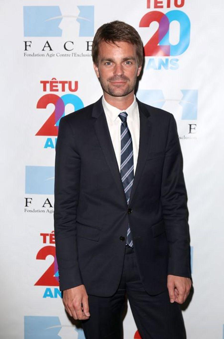 Bruno Julliard à Paris le 18 mai 2015