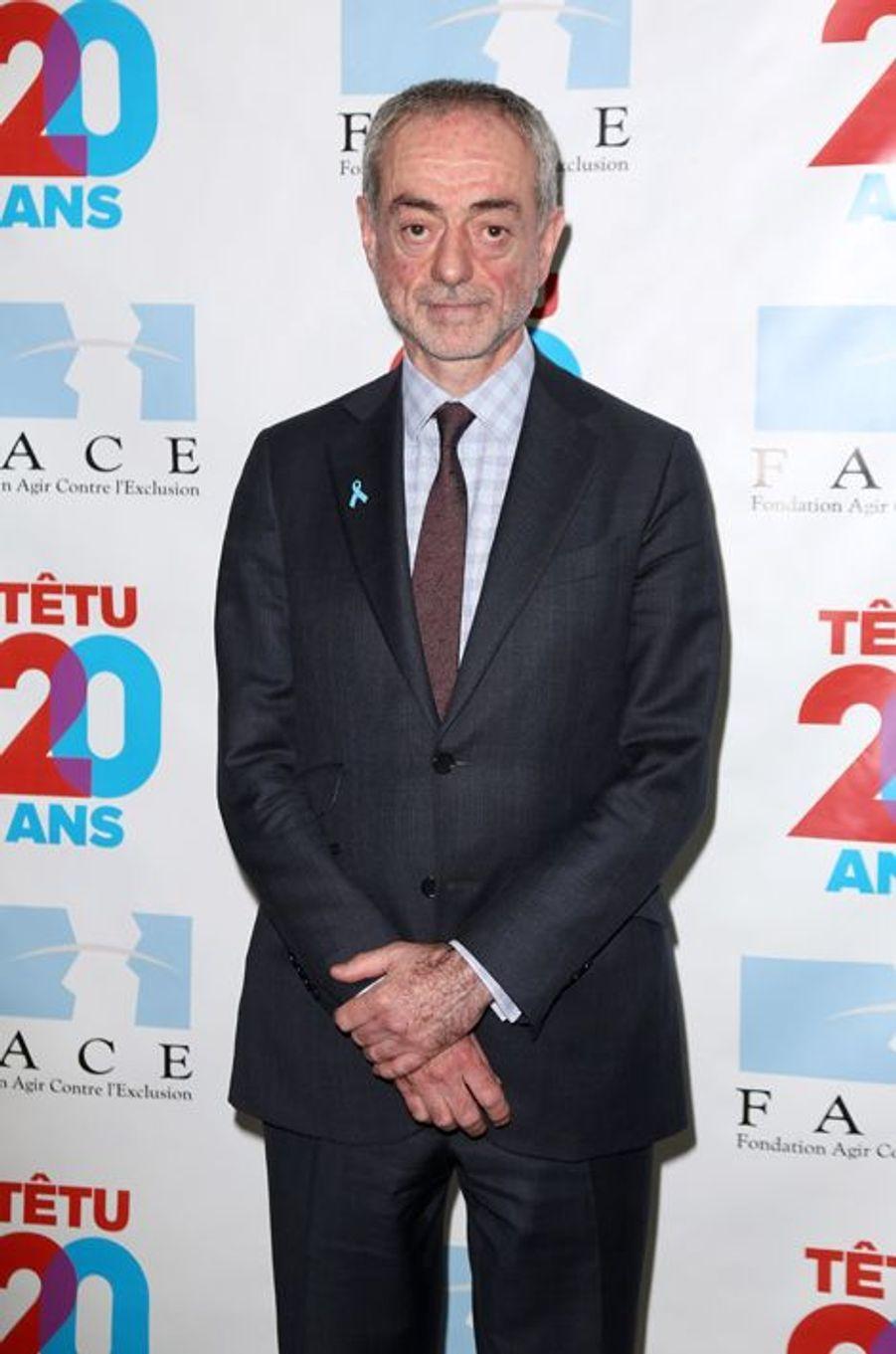 Jean-Jacques Augier à Paris le 18 mai 2015