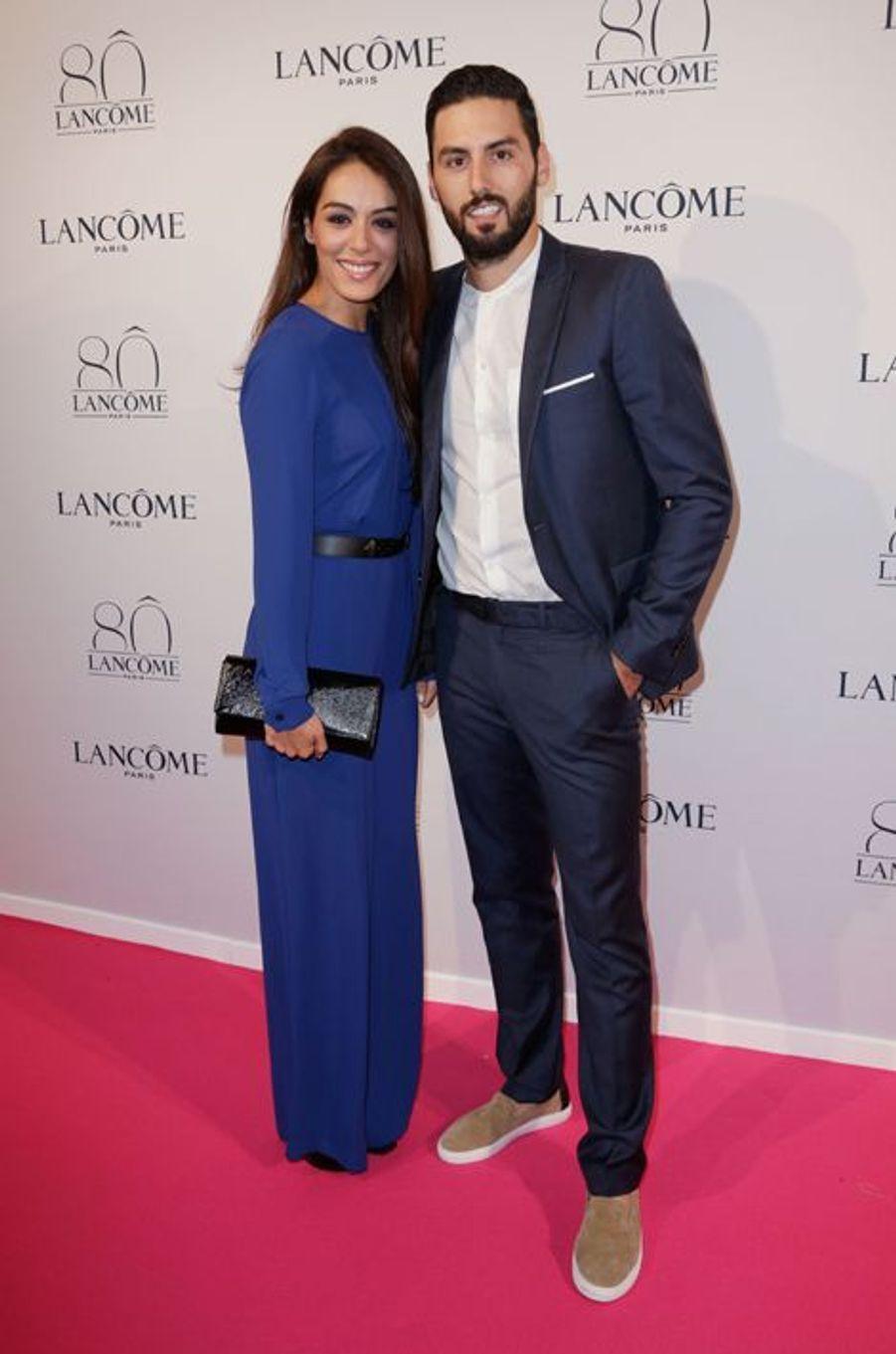 Sofia Essaidi et Adrien Galo