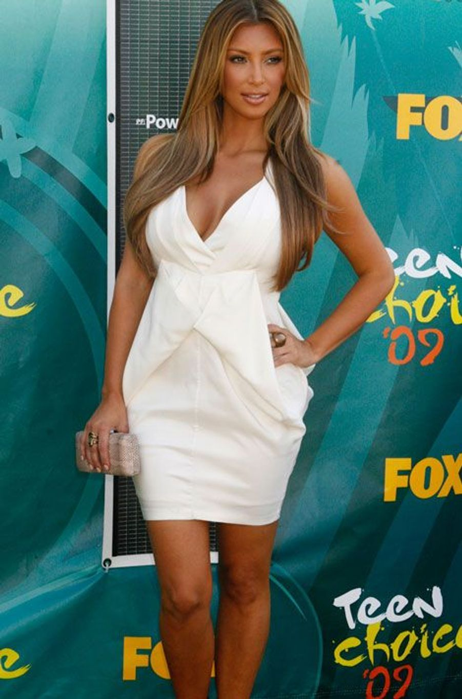 Aux Teen Choice 2009 à Los Angeles