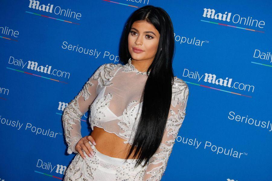 Kylie Jenner à Cannes le 24 juin 2015