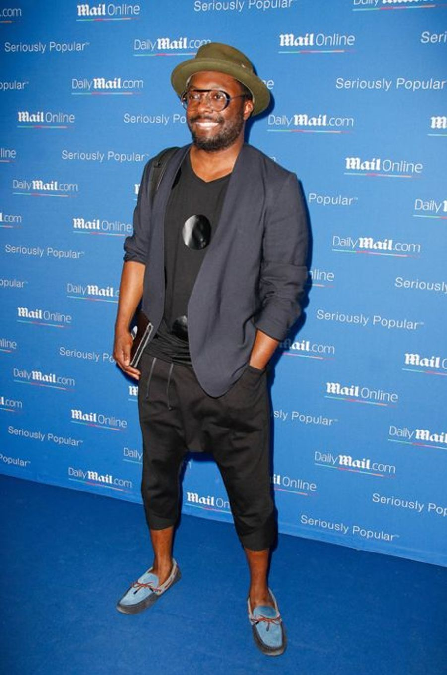 will.i.am à Cannes le 24 juin 2015