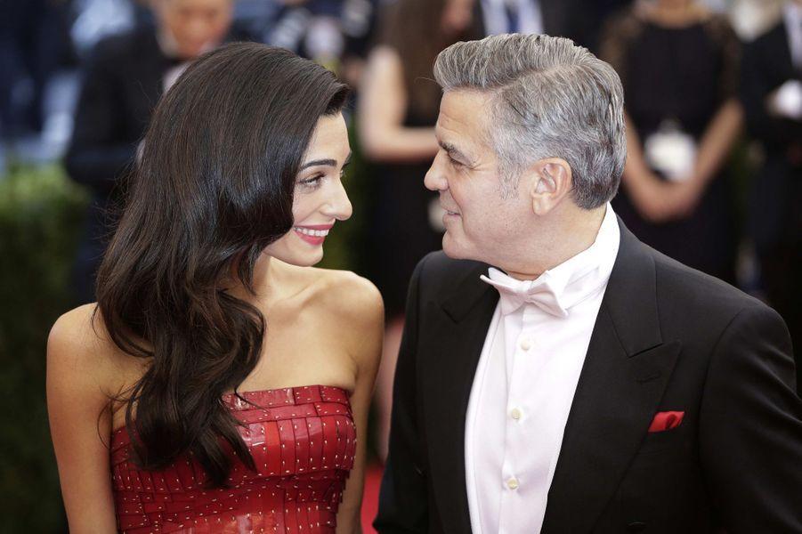 Amal et George Clooney, 17 ans de différence d'âge