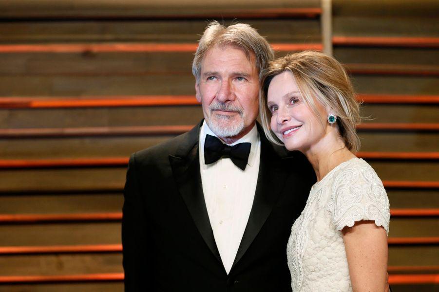 Harrison Ford et Calista Flockhart, 22 ans de différence d'âge