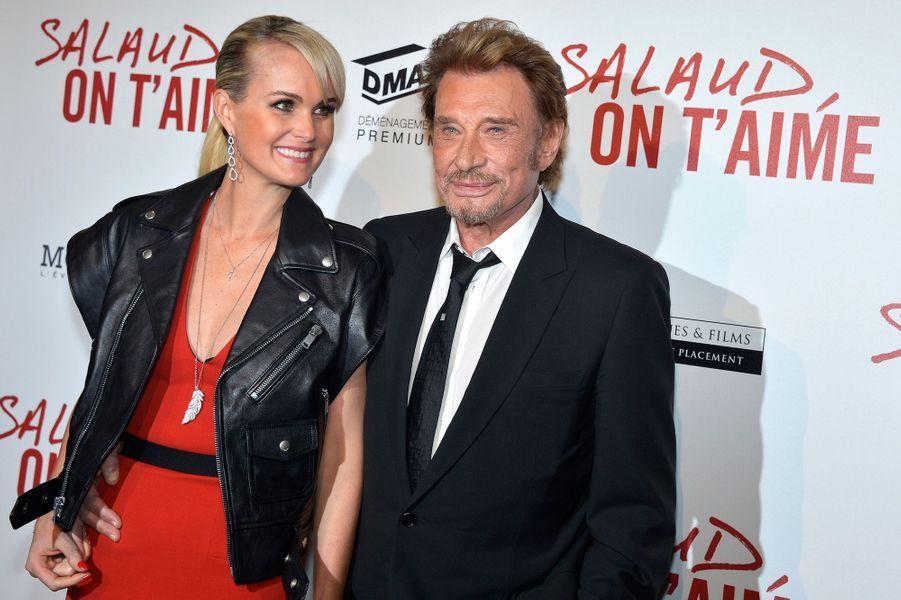 Johnny et Laeticia Hallyday, 32 ans de différence d'âge