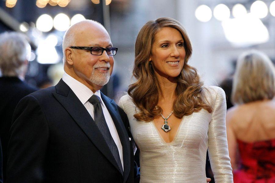 René Angelil et Céline Dion, 26 ans de différence d'âge