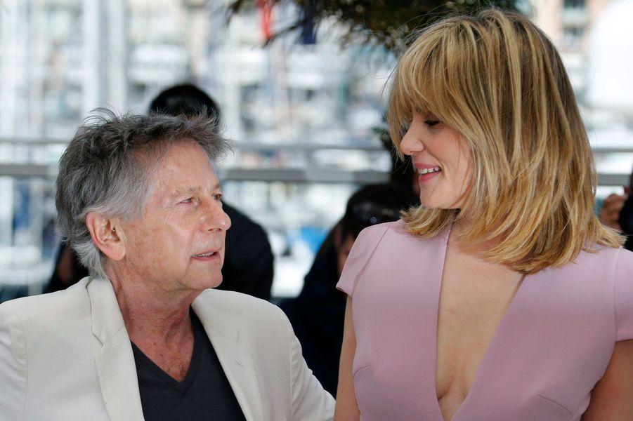 Roman Polanski et Emmanuelle Seigner, 33 ans de différence d'âge