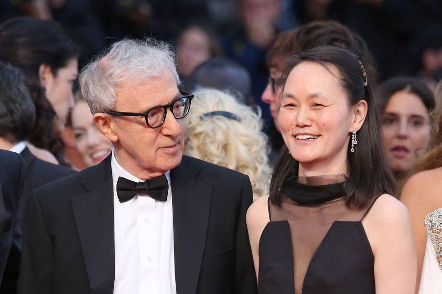 Woody Allen et Soon-Yi Previn, 35 ans de différence d'âge