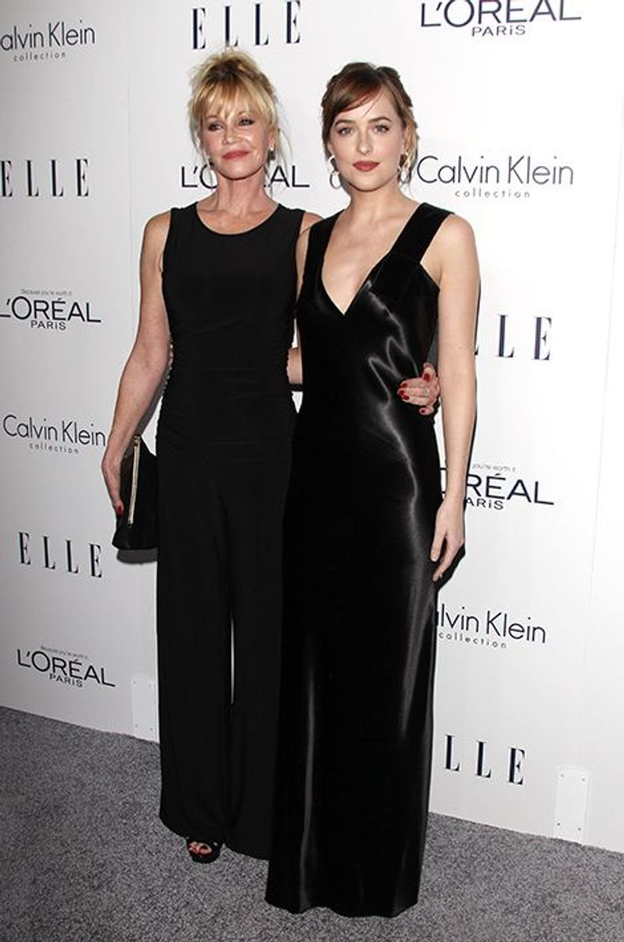Melanie Griffith et Dakota Johnson