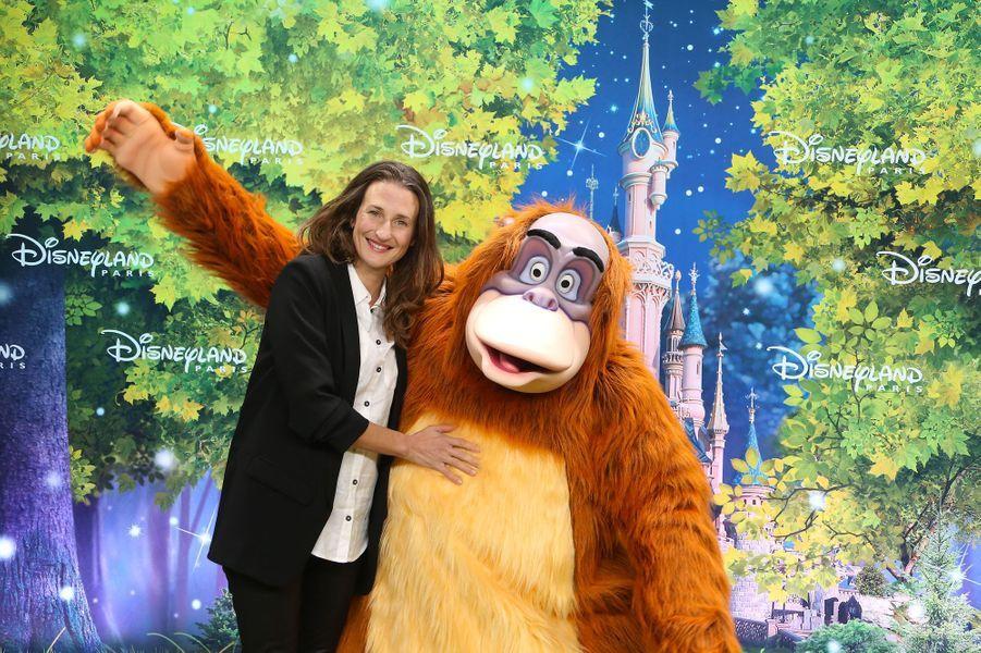 Camille Cottin à Disneyland Paris