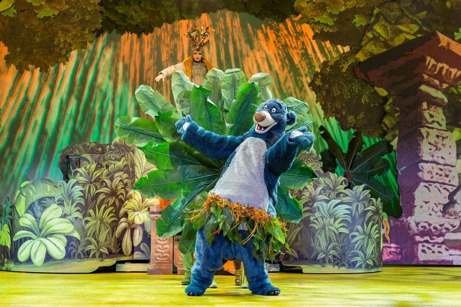 """Le spectacle """"La Forêt de l'Enchantement"""" à Disneyland Paris"""