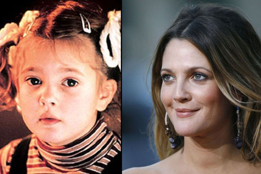C'est à seulement 7 ans que Drew Barrymore a connu la gloire. Avec son rôle dansE.T. L'extraterrestre, elle est devenue la coqueluche d'Hollywood. Précoce au cinéma mais aussi dans la vie, l'actrice a avoué avoir goûté à l'alcool à neuf ans, pris de la cocaïne à dix et fait sa première cure de désintoxication à 13. Aujourd'hui âgée de 37 ans, la star s'est reconstruite et a accouché d'une petite fille prénommée Olive en octobre 2012.