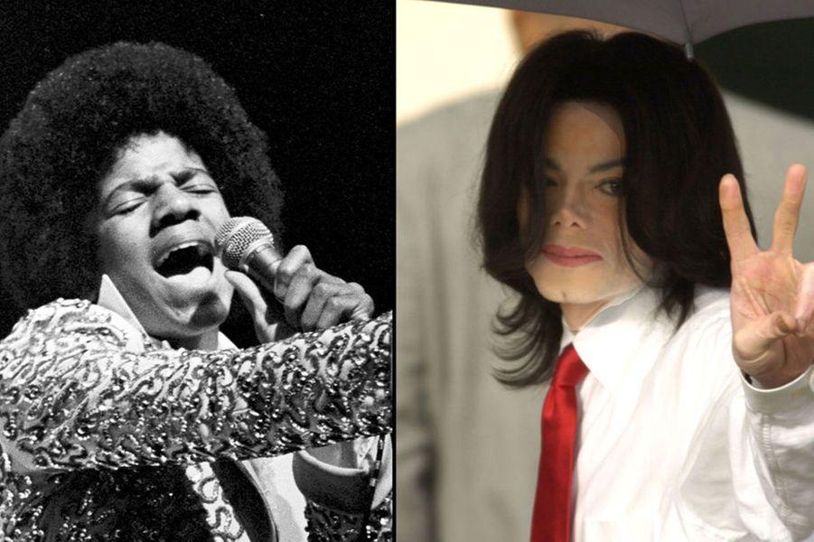 Comment parler des enfants stars sans évoquer Michael Jackson, célèbre à neuf ans avec les Jackson Five. Depuis son plus jeune âge, il s'est consacré à la chanson, au point d'oublier de profiter de son enfance. Petit à petit, il a entamé une transformation physique impressionnante et s'est enfermé dans un monde bien à lui. Accusé de pédophilie et d'être fou, ruiné, controversé… le chanteur est mort en 2009, à 51 ans.