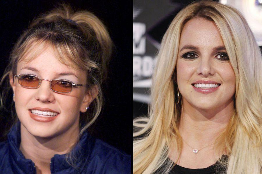 """A 11 ans, Britney Spears a intégré l'équipe duMickey Mouse Clubmais c'est en 1998 que la chanteuse a connu la véritable gloire avec son tube Baby One MoreTime. Agée de seulement 17 ans, elle s'est retrouvée épiée par les photographes et a vu sa vie lui échapper. A 25 ans, après deux mariages et deux grossesses, elle a fait une grave dépression – qui l'a menée à se raser la tête - notamment à cause de ses addictions à la drogue et à l'alcool. Aujourd'hui, la star a retrouvé la sérénité et le succès grâce à son dernier titre """"Work Bitch"""". Elle s'apprête en outre à débuter une série de concerts à Las Vegas."""