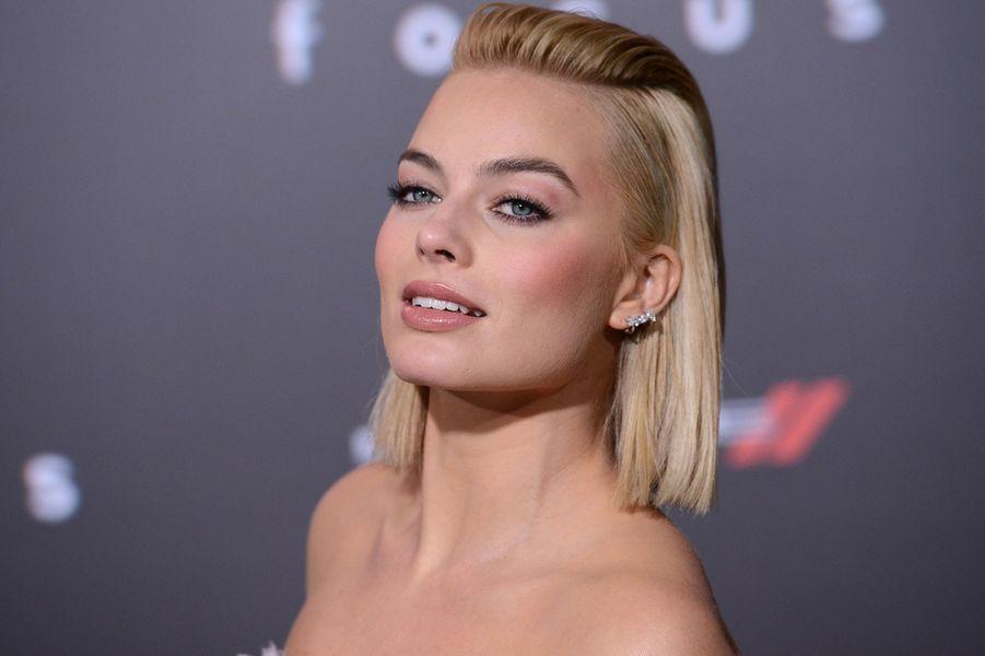7 - Margot Robbie, actrice, 24 ans