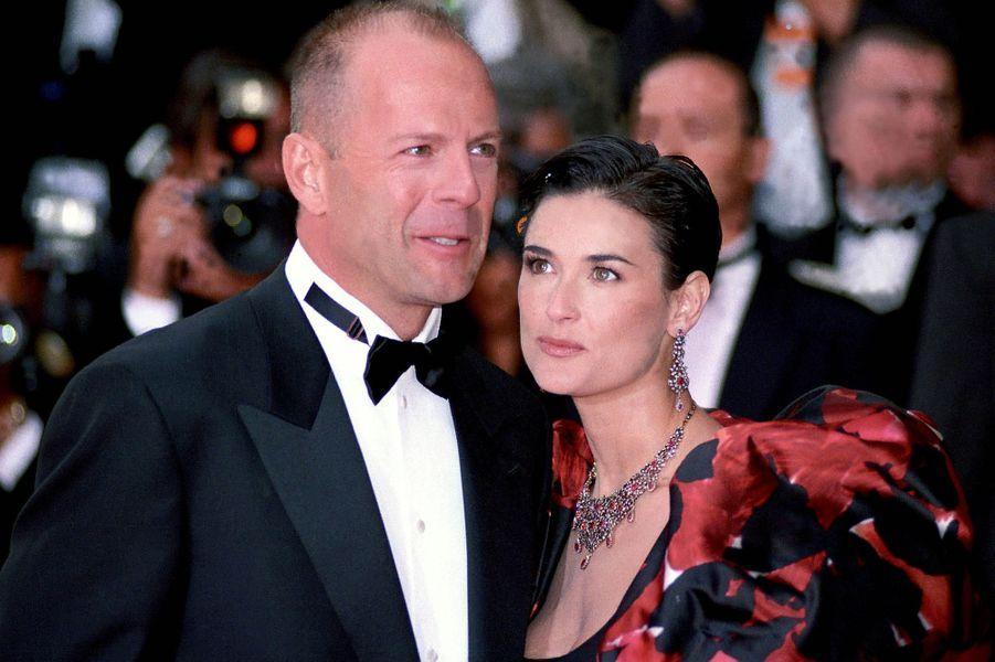 Bruce Willis et Demi Moore ont été mariés entre 1987 et 2000