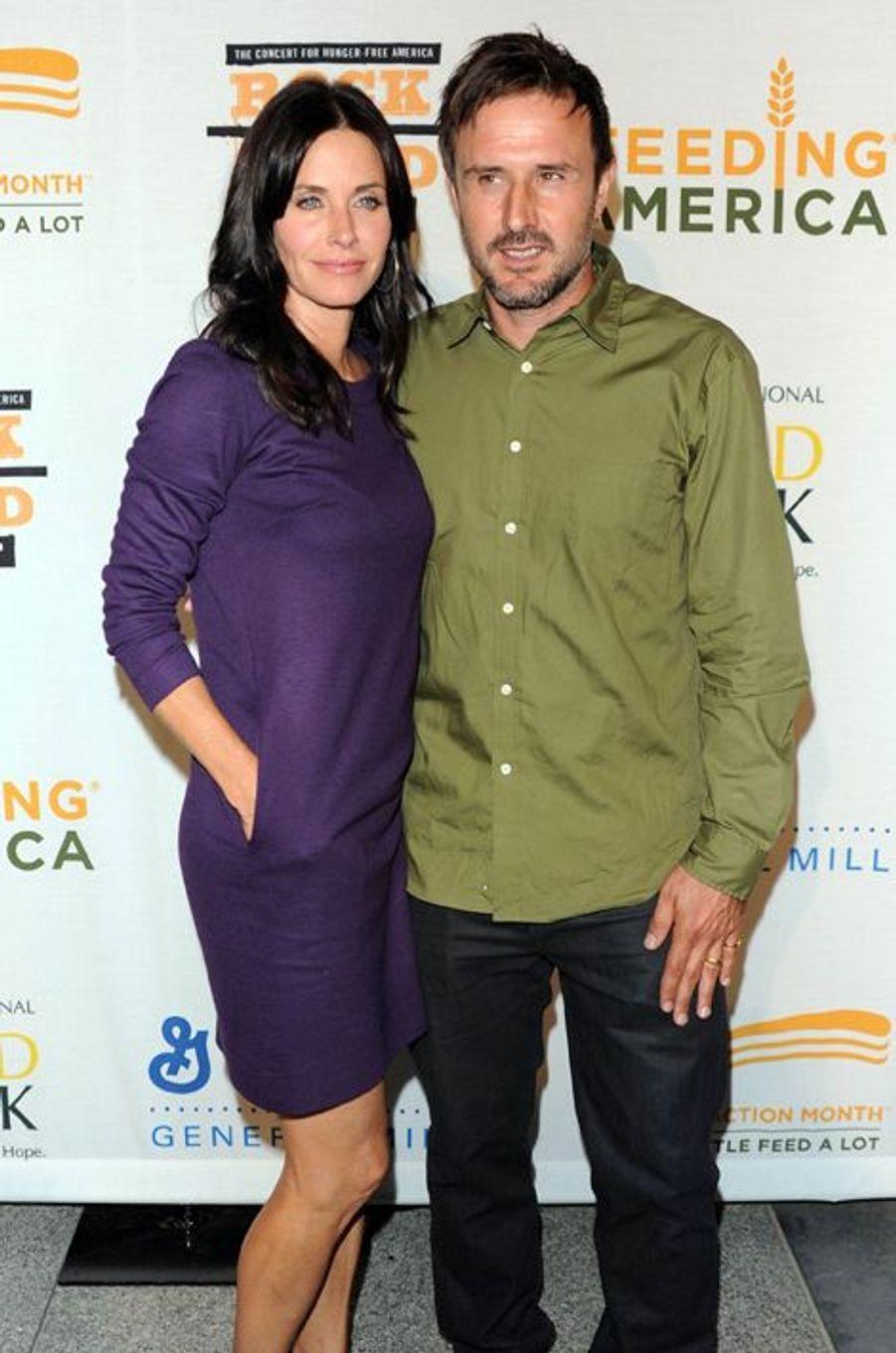 Courteney Cox et David Arquette ont été mariés entre 1999 et 2013