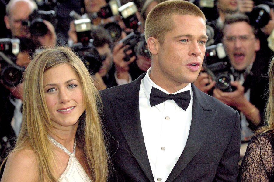 Jennifer Aniston et Brad Pitt ont été mariés entre 2000 et 2005