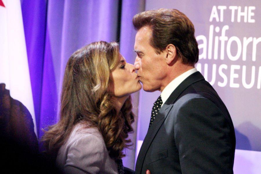Maria Shriver et Arnold Schwarzenegger sont mariés depuis 1986. Ils se sont séparés en 2011