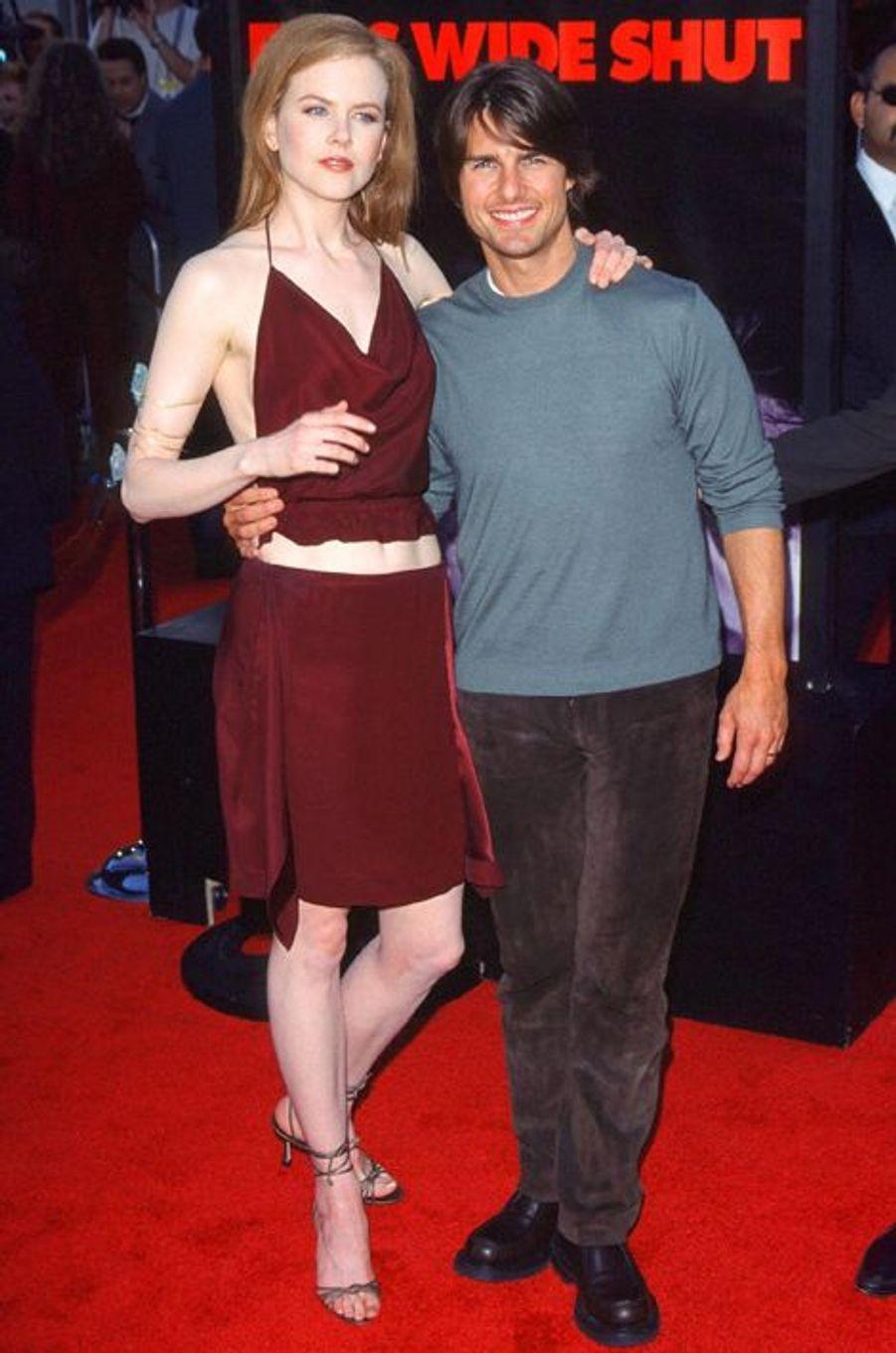 Nicole Kidman et Tom Cruise ont été mariés entre 1990 et 2001