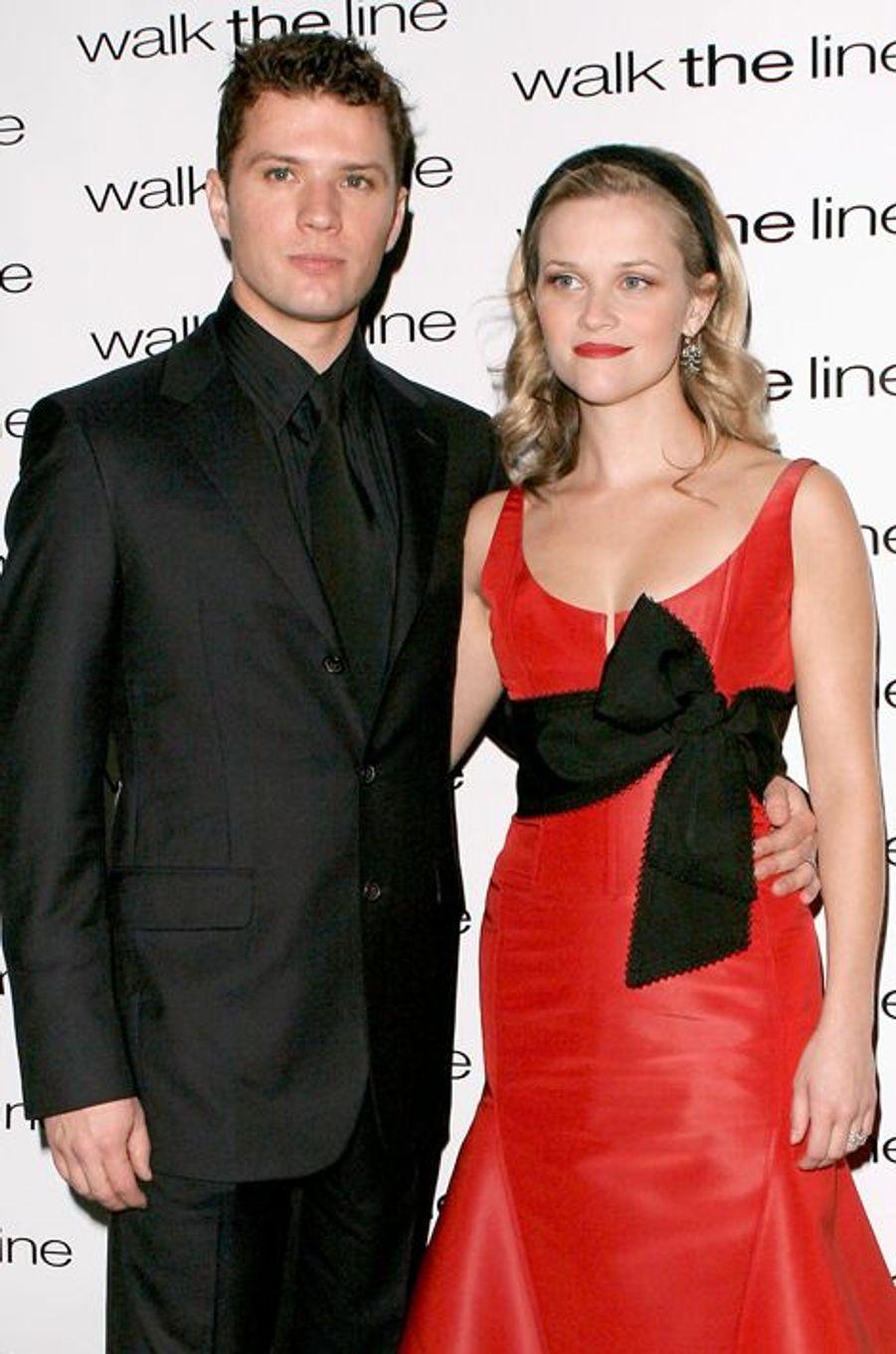 Ryan Phillippe et Reese Witherspoon ont été mariés entre 1999 et 2007