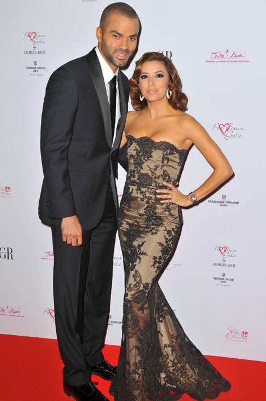 Tony Parker et Eva Longoria ont été mariés entre 2007 et 2011