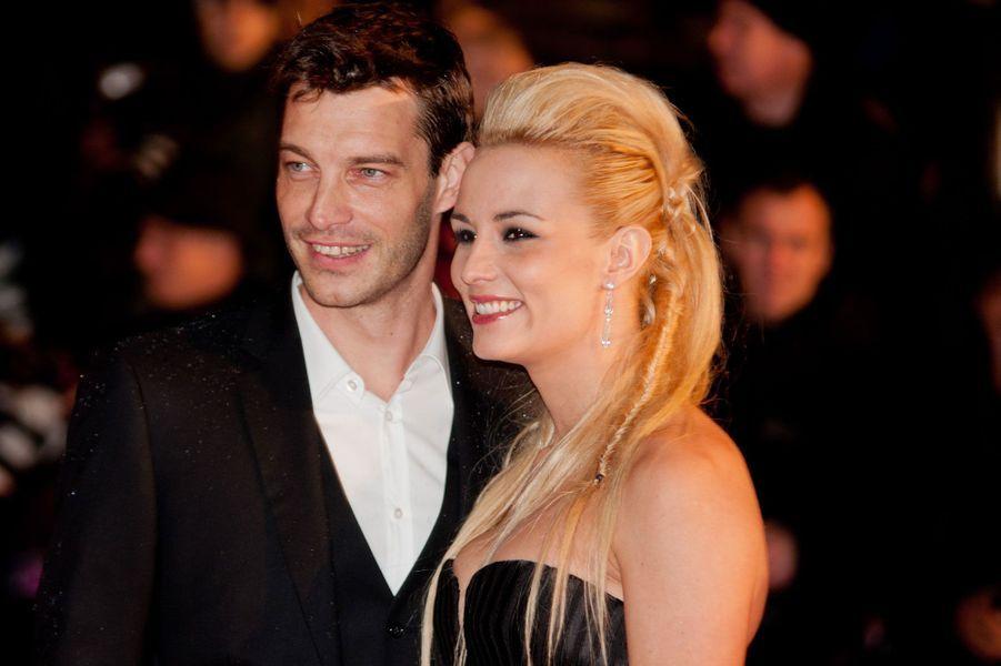 C'est en 2006 qu'elle a épousé le mannequin français, avec qui elle a eu des jumeaux en 2007. En 2013, elle a annoncé être de nouveau enceinte de jumeaux.