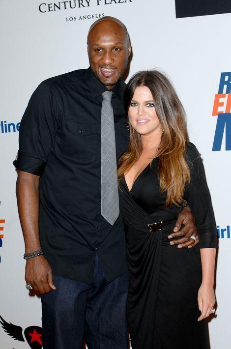 Khloé Kardashian et le basketteur Lamar Odom se sont mariés un mois pile après leur rencontre, en septembre 2009. Fous amoureux pendant quatre an...